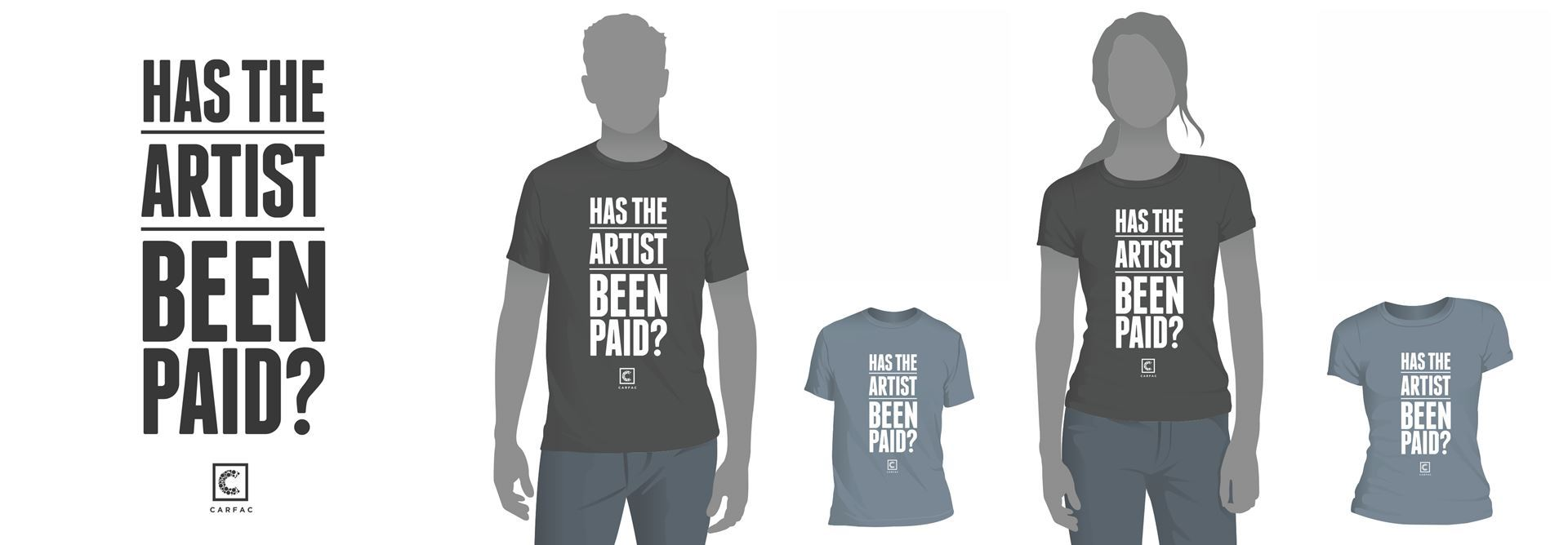 Illustration of the t-shirts